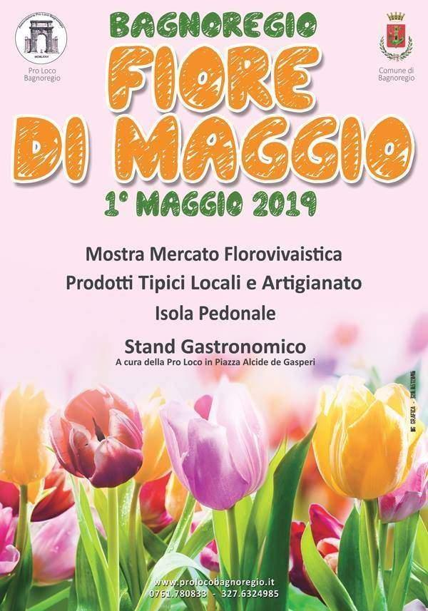 Fiori 1 Maggio.Fiore Di Maggio Mostra Mercato Di Prodotti Tipici Locali E