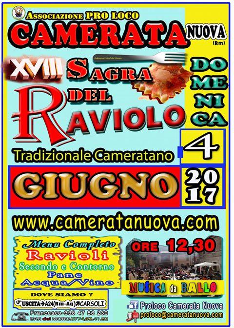 Sagra del Raviolo Tipico Cameratano