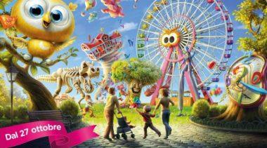Riapre Luneur, il celebre parco divertimenti di Roma