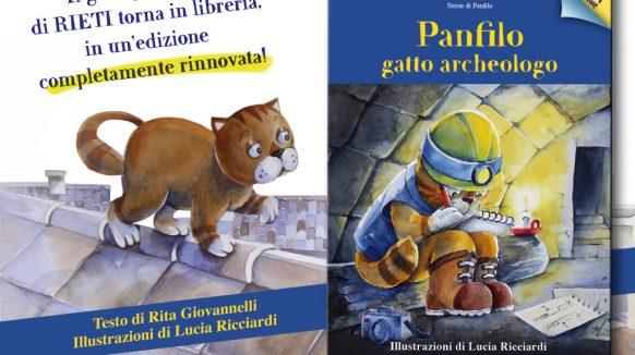 Panfilo gatto archeologo
