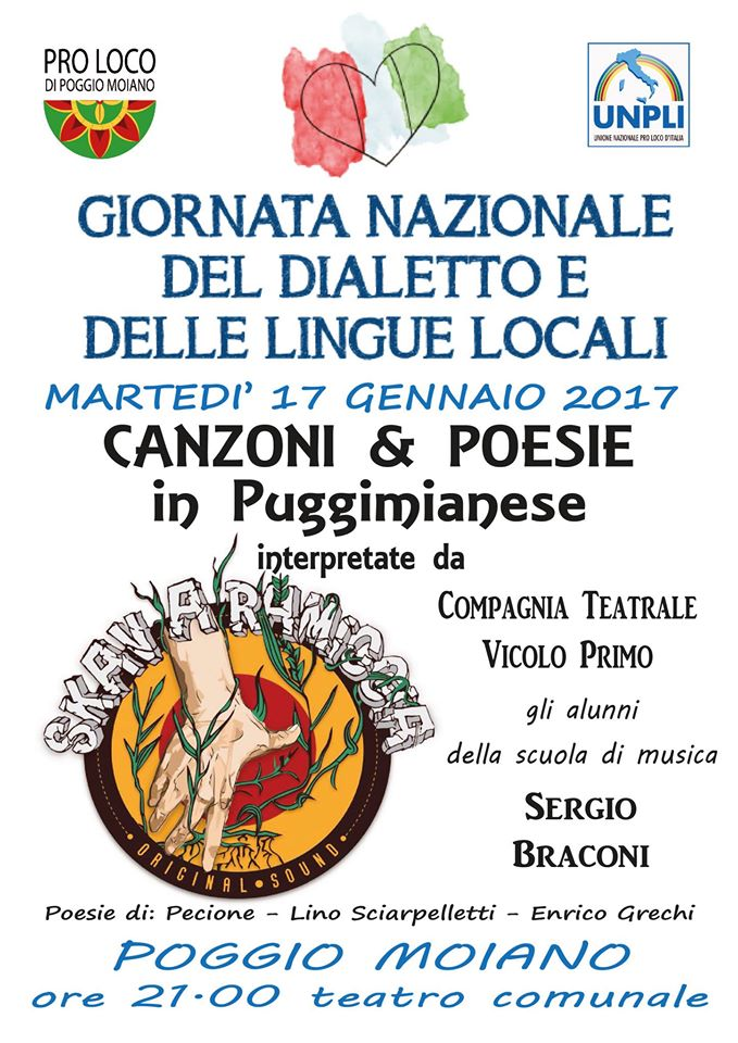 Canzoni & Poesie in puggimianese