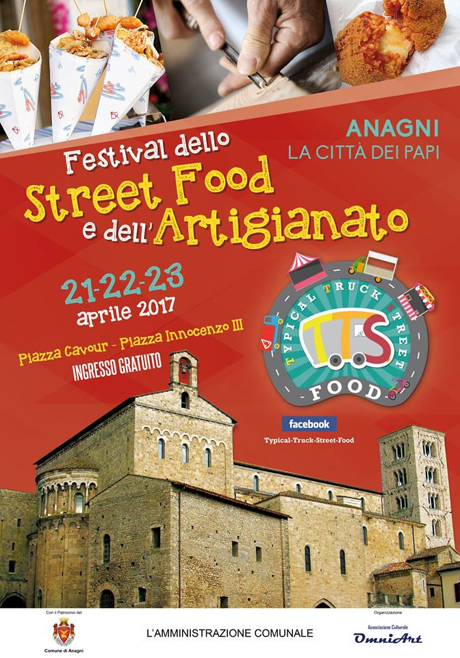 Street-Food e dell'Artigianato