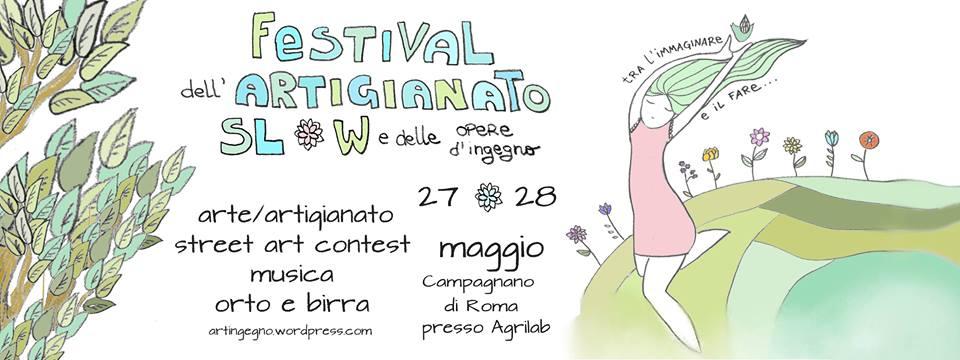 Artingegno festival dell'artigianato slow