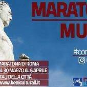 Art Card della Maratona di Roma