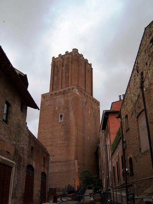 Le Torri medievali di Roma