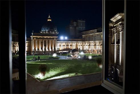Apertura serale dei Musei Vaticani