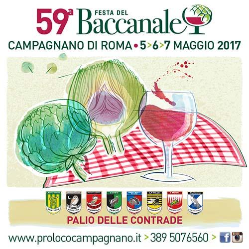 59° Festa del Baccanale