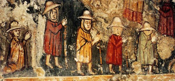 Le vie dei pellegrini nella Roma del Medioevo. 1° percorso: dalla Basilica di San Giovanni in Laterano alle stazioni della Via Crucis al Colosseo