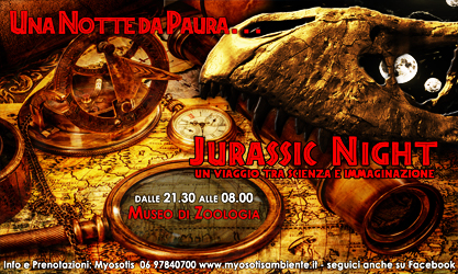 Notte da paura... Jurassic Night