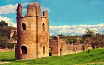 Massenzio: il grande sconfitto *Visita guidata della villa e del circo di Massenzio e del mausoleo di Romolo.