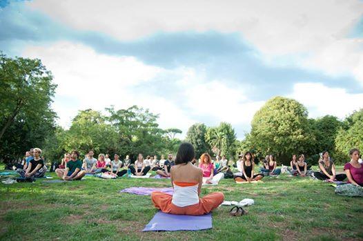 Yoga a Roma