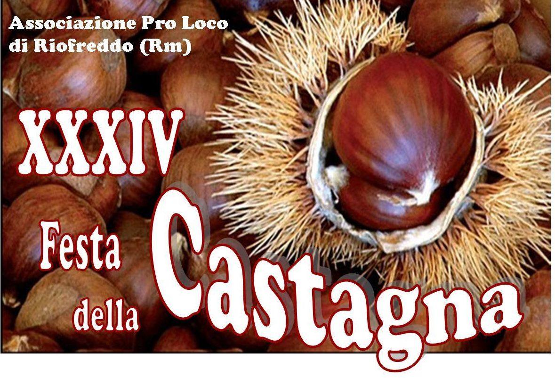 XXXIV Festa della Castagna