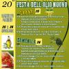 20° Festa dell'olio nuovo