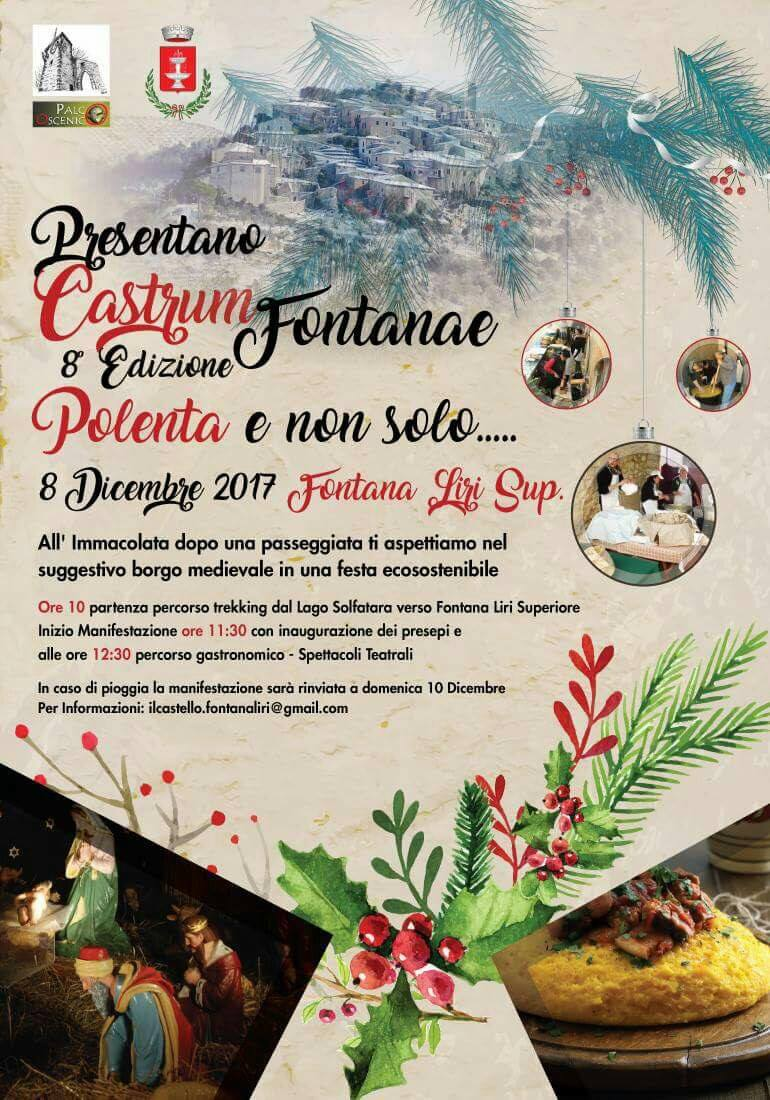 Castrum Fontanae