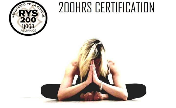 Yoga Teacher Training 200hrs Yoga Alliance