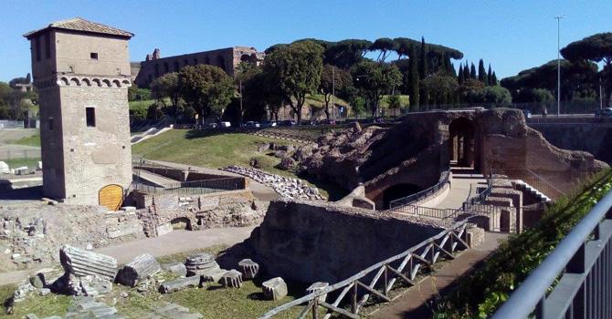 IL CIRCO MASSIMO, la nuova area archeologica. VISITA CON ARCHEOLOGO