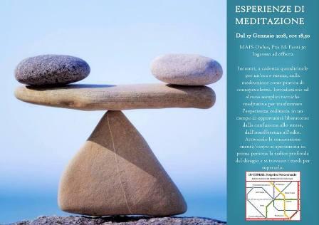 Esperienze di Meditazione