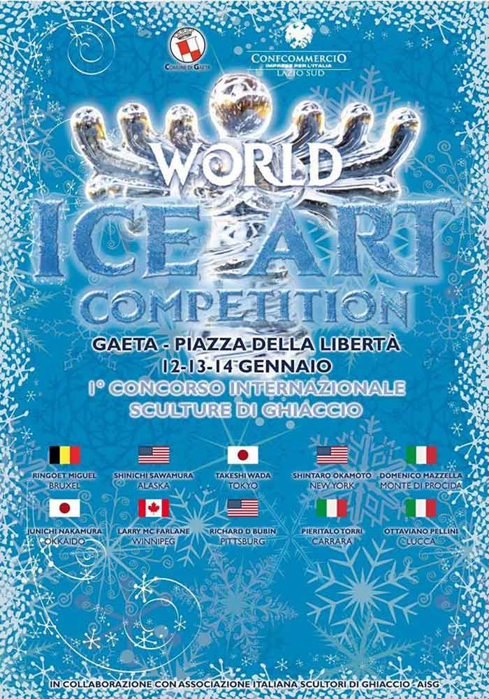 World Ice Art Competition