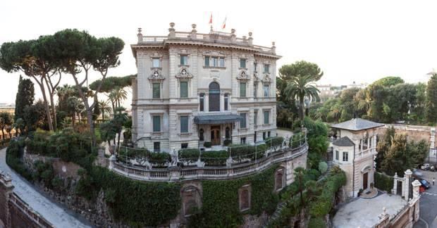 Villa Maraini: visita inedita ad apertura speciale