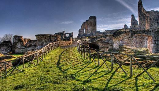 Ville di Roma: La Villa dei Quintili sull'Appia Antica