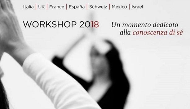 ROMA - Presentazione gratuita Workshop DanzeSacre e Movimenti