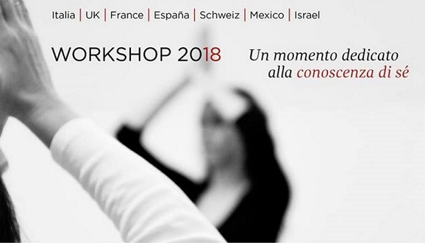 Roma - Presentazione Workshop Danze Sacre e Movimenti