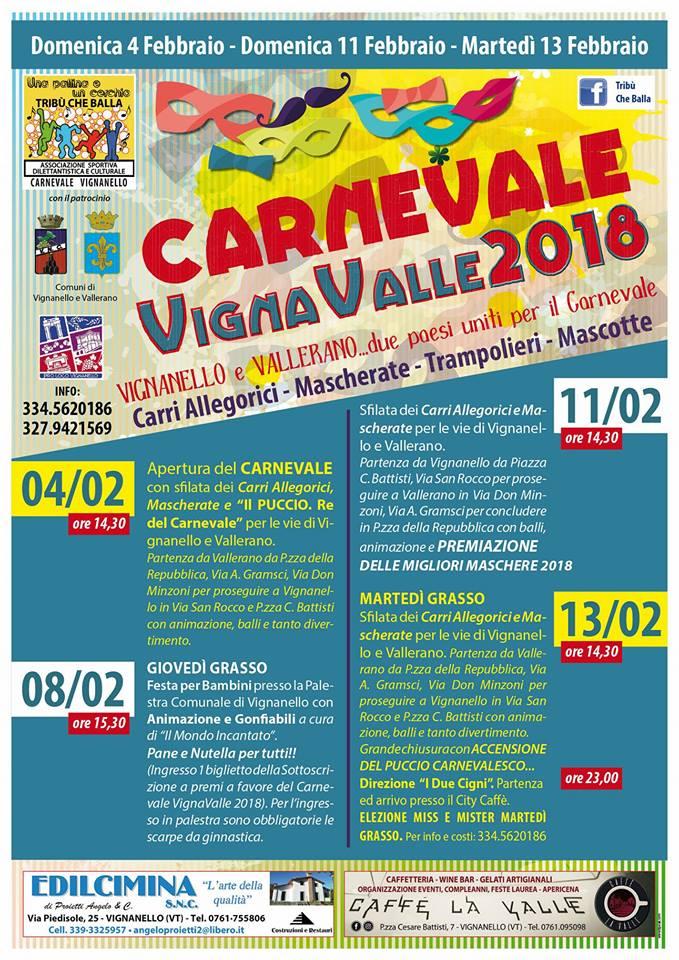 Carnevale Vignavalle