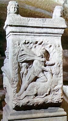 Roma Sotterranea: Mitreo di San Clemente al Laterano