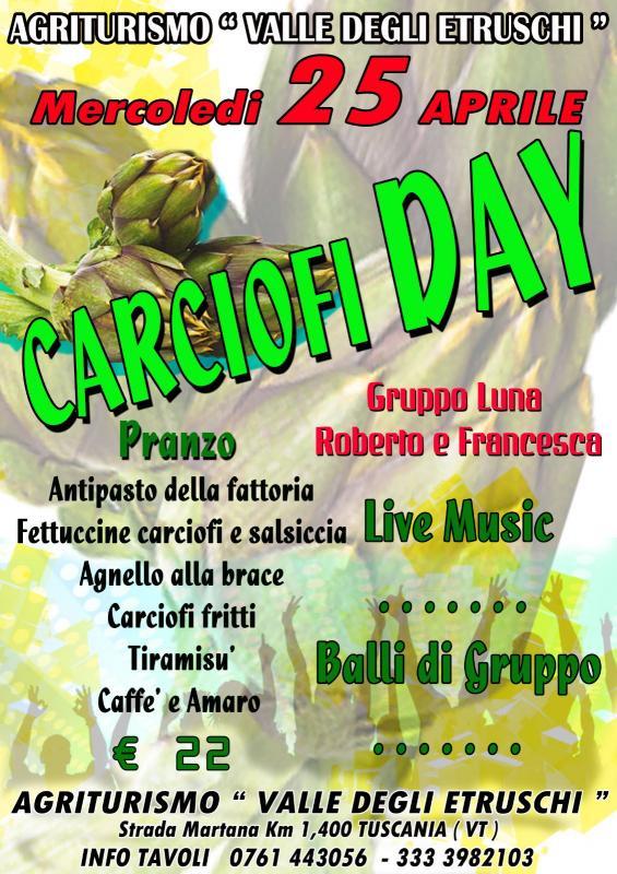 Carciofi Day