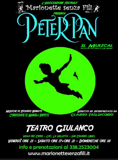 Peter Pan - il musical