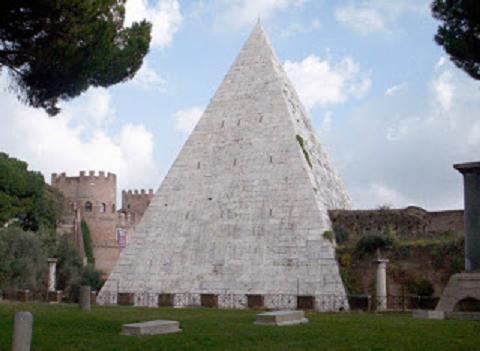 La Piramide Cestia - Visita guidata con apertura straordinaria ed esclusiva