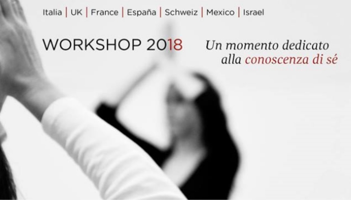 Workshop di Danze Sacre e Movimenti a Roma.