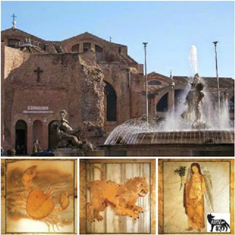 Michelangelo e l'antico: Santa Maria degli Angeli, la Meridiana Clementina e le Terme di Diocleziano