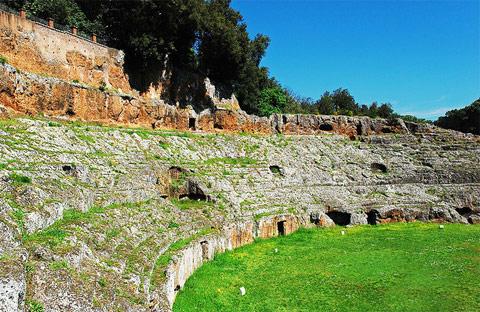Tesori del Lazio: L'Antichissima Città di Sutri