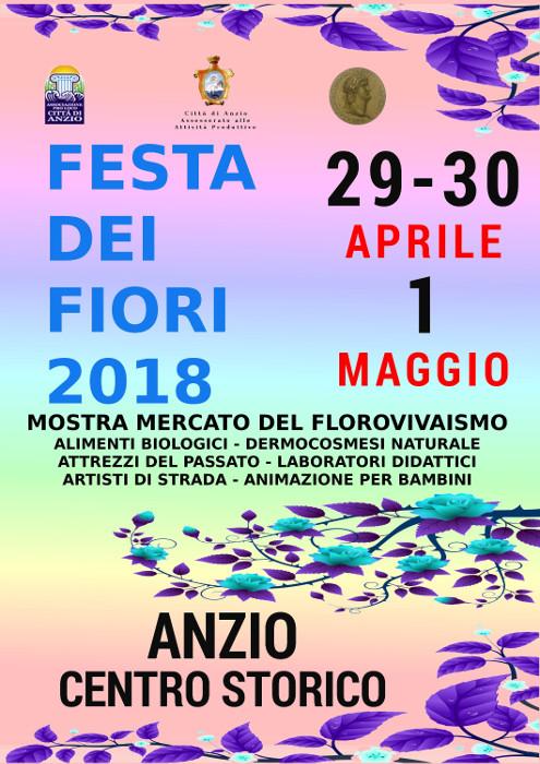 Festa dei Fiori 2018