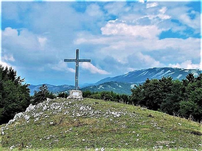 Parco Monti Lucretili: la vetta del Monte Guardia