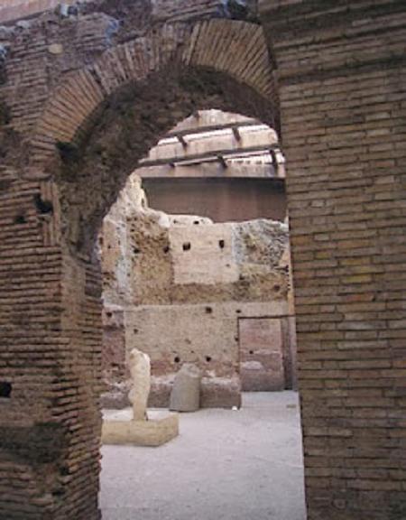 Lo stadio di Domiziano nei sotterranei di Piazza Navona - Visita guidata per bambini