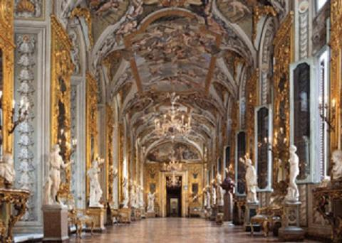 Palazzo Doria Pamphilj, ossia dove l'arte tocca il cuore