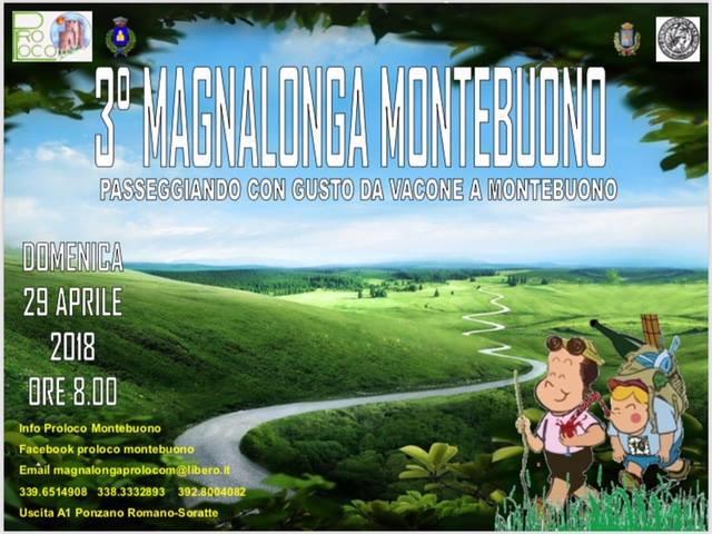 3° Magnalonga Montebuono