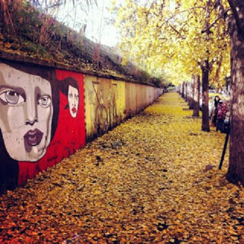 """Il Quadraro: da villaggio periferico a galleria d'arte """"en plein air"""""""