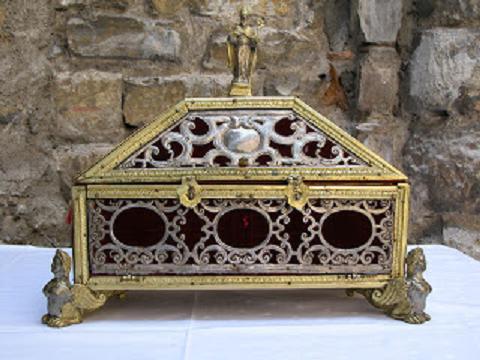 Reliquie e Caffè - Insolita visita guidata fra le vie del centro di Roma alla ricerca di memorie sacre e profane