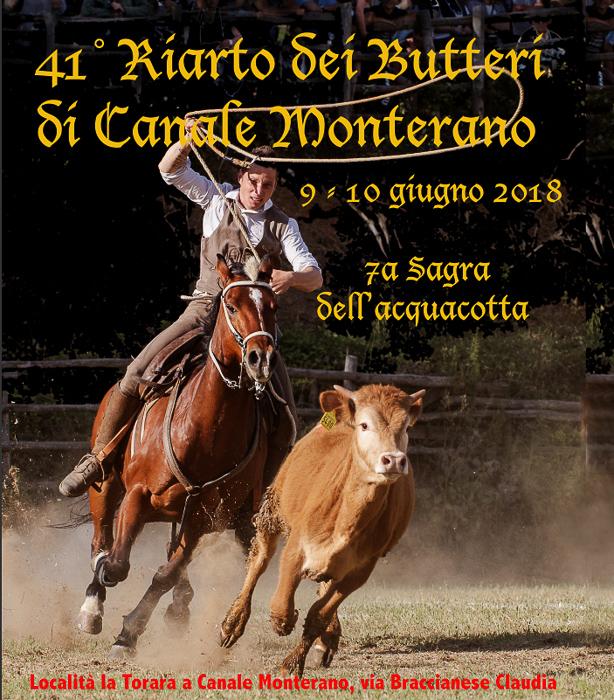 Riarto dei Butteri Canale Monterano