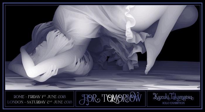 For Tomorrow - Kazuki Takamatsu solo show