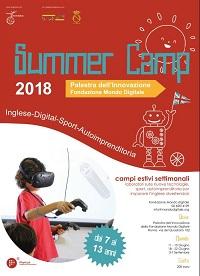 Summer Camp alla Palestra dell'Innovazione