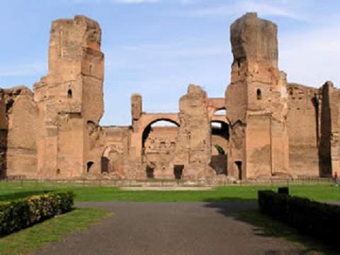 Le Terme di Caracalla - Visita guidata