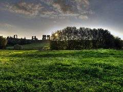 La Villa dei Quintili sulla Via Appia ingresso gratuito