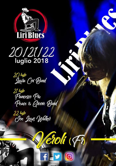 Liri Blues Festival 2018