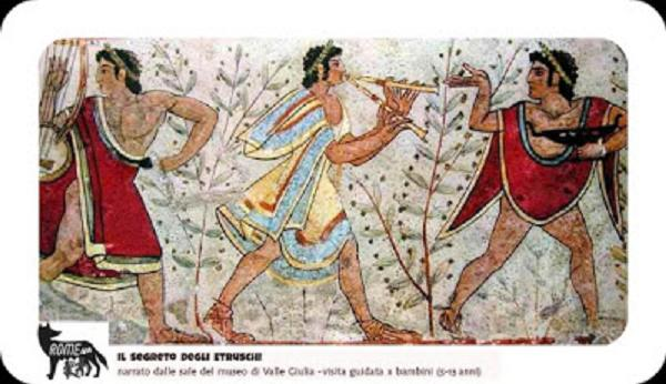 Il segreto degli Etruschi narrato dalle sale del Museo Etrusco di Villa Giulia