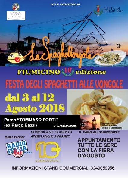 SPAGHETTONGOLA Festa degli Spaghetti alle Vongole Lupino