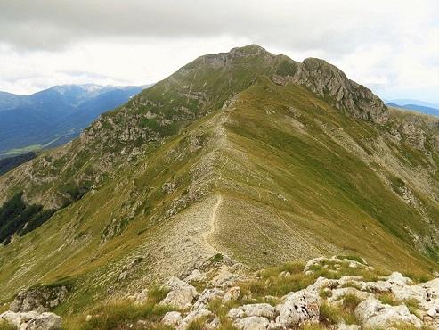 Il Monte Viglio (2156 m) con Nomos Trek